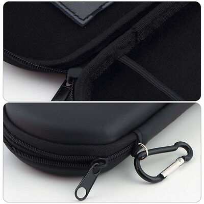 Hard Carry Zipper Case Bag Game Pouch For PSP 1000 2000 3000 #HL
