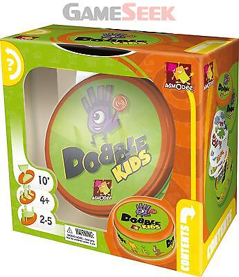 Dobble Kids Card Game - Games/puzzles Board Games Brand New Free Delivery