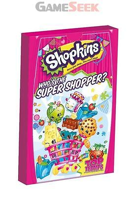 Shopkins Top Trumps Minis - Games/puzzles Card Games Brand New Free Delivery
