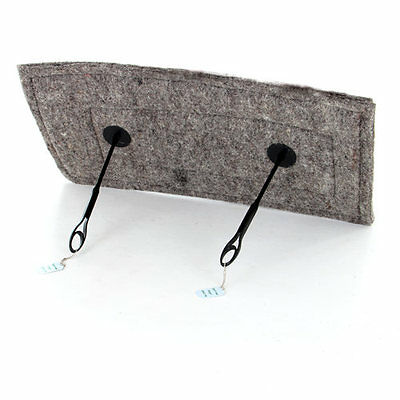 Chimney Sheep Fire & Fireplace Wool Draught Draft Excluder Sizes Small &Large