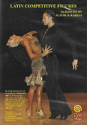 DVD - Latin competitive figures