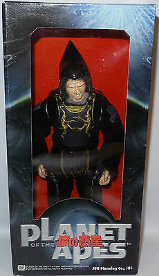 """Planet Of The Apes : Thade 9"""" Actoin Figure Made By Jun Planning In 2001"""