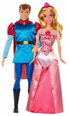 Disney Sleeping Beauty and Phillip