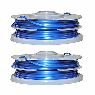 ALM Manufacturing FL289 Spool & Line to Suit Flymo Double Auto FLY021 TWIN PACK