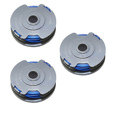 ALM Flymo Double Autofeed Multitrim Contour Strimmer line & spool FL289 3 PACK