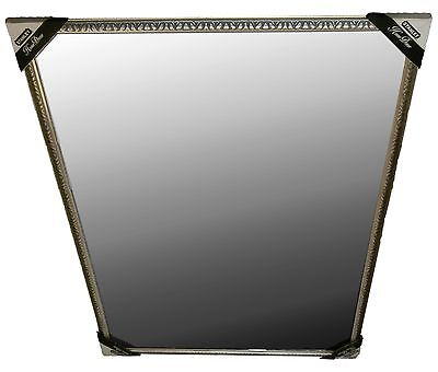 Stanley Home Decor 36 X 60 Decorative Framed Mirror Gold Black
