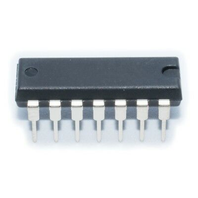 5x LM2901NG Comparator universal 2÷36VDC Channels4 THT DIP14
