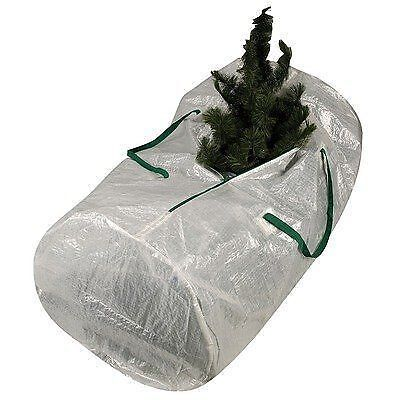 Household Essentials Christmas Tree Storage Bag with Green Trim #4G9