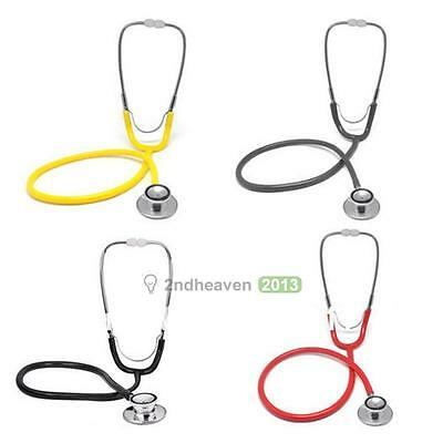Dual EMT Aid Clinical Stethoscope Medical Auscultation Device For Doctor Nurse