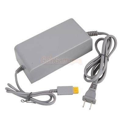 Power Supply Universal 100-240V AC Adapter Cord Cable for Wii U Console US Plug