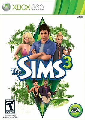 *NEW* The Sims 3 - XBOX 360