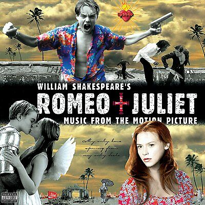 Romeo & Juliet - Music From The Motion Picture Soundtrack - Vinyl LP *NEW*