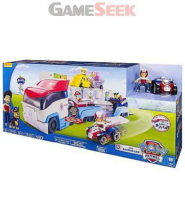Paw Patrol Paw Patroller - Toys Brand New Free Delivery