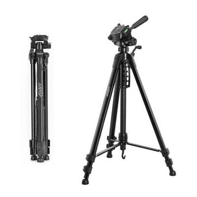 JUSTOP Professional Ball Head DSLR Travel Tripod For Canon Nikon Sony Camera UK