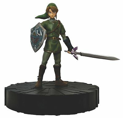 "*NEW* The Legend of Zelda Twilight Princess: Link 10"" Statue by Dark Horse"