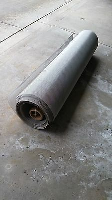 Size 16 Stainless Steel Wire Mesh Roll - Need to sell, will take best offer