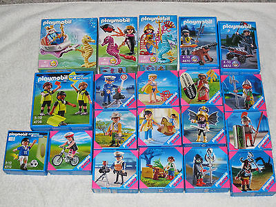 Various Rare Playmobil Sets - Brandnew - Check It Out - Free Usa Shipping!