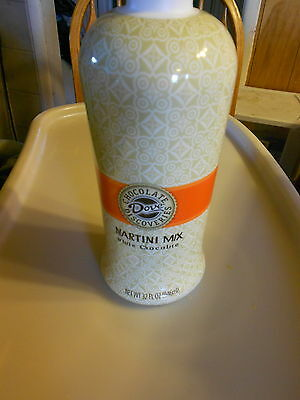 Dove Chocolate Discoveries New Martini Mix White Chocolate