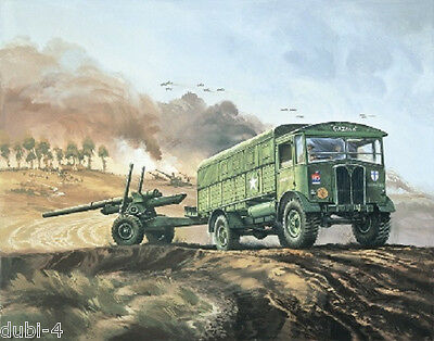 Airfix 01314 - AEC Matador and 5,5 Gun - 1:76