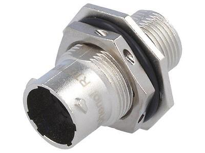 RT0710-4PNH Connector circular male Series RT360 Case size 10 IP67