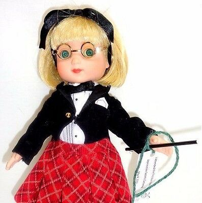 "Ann Estelle The Conductor Tonner 10"" Doll 2013 UFDC EXCL w/Baton Mary Engelbreit"