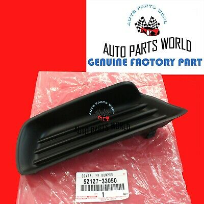 GENUINE OEM TOYOTA 07-09 CAMRY XLE RIGHT FRONT BUMPER HOLE COVER 52127-33040