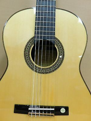 Miguel Almiera S3-4 Premium Solid Body Spruce Top Classical Guitar + HARD Case