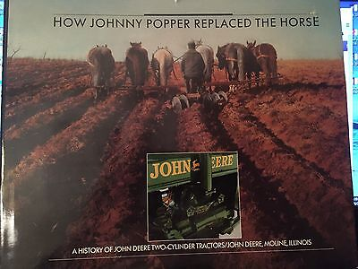 John Deere 1988 How Johnny Popper Replaced The Horse BOOK 160 Pages
