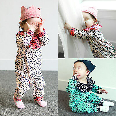 """Vaenait Baby Toddler Boys Girls Clothes Infant Star Outfit """"Magic star"""" 0-24M"""