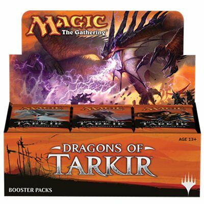 MAGIC: THE GATHERING Dragons of Tarkir Booster Whole box Trading Game