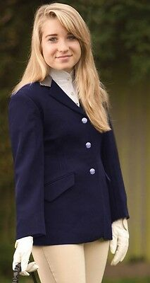 equetech Junior 2 in 1 Vent Show Jacket