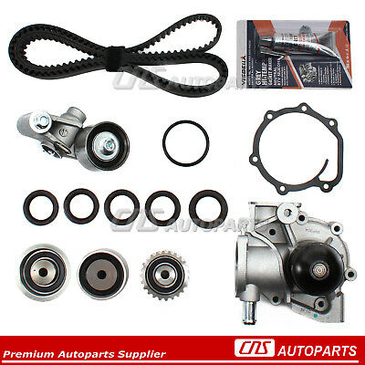 Timing Belt Water Pump Kit Fits 99-05 2.2L 2.5L Subaru Non-Turbo SOHC EJ22 EJ25