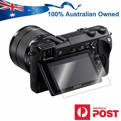 Pro Tempered Glass Screen Protector for Sony A6300 A6000 A5000 NEX 7 6