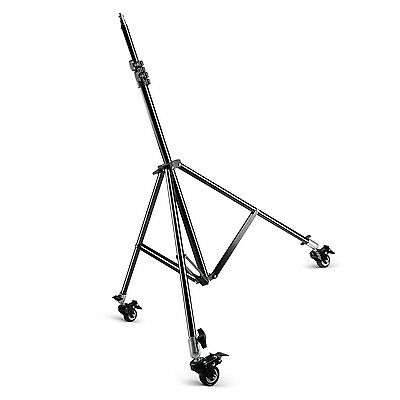 Neewer Photography Studio Heavy Duty Light Stand with Caster Wheels ND#17