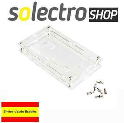 Caja Arduino Mega2560 Housing box potection  carcasa acrílica transparente B0007