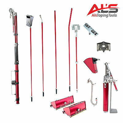12Level5 Full Set of Automatic Drywall Taping Tools w/ FREE Nail Spotter