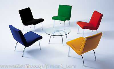 Walter Knoll Vostra Chair [Office Reception Seating] Purple Visitor Chairs