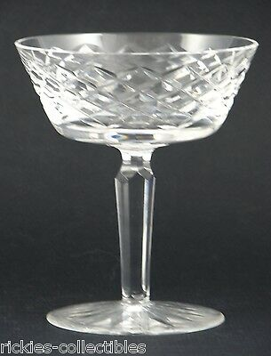 Waterford Cut Crystal Champagne / Sherbert Glass - Tyrone