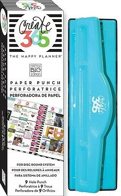 """NEW MAMBI Create 365 The Happy Planner """"Punch"""""""