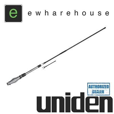 UNIDEN AT880 TWIN PACK UHF CB ANTENNA 6.6dBi + 3.0 dBi Whips