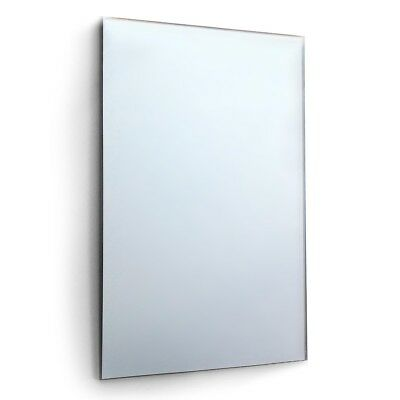 Large Wall Mirror 5Ft X 3Ft 4mm Home Gym Sheet (152cm X 91cm)