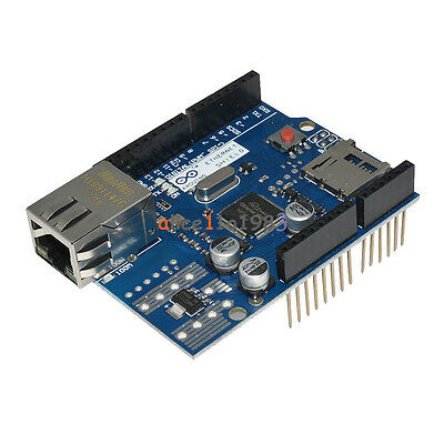 Ethernet Shield WizNet W5100 R3 Network Lan Board UNO Mega 2560 Duem for Arduino
