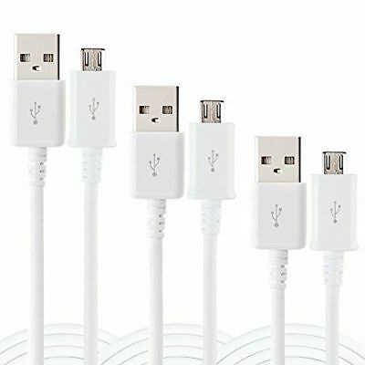 3x Rapid Charge Micro USB Cable Fast Charging OEM Quality Sync Cord Charger Plug