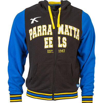 Parramatta Eels Blades 2016 NRL Players Hoodie/Hoody Size S-5XL! BNWT's!