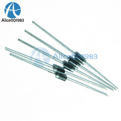 100 PCS 1N4004 IN4004 DO-41 1A 400V Rectifie Diodes