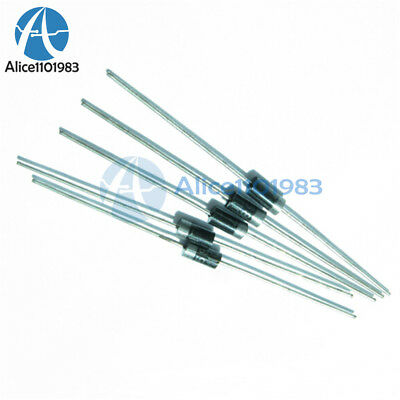 100PCS 1N4004 IN4004 DO-41 1A 400V Rectifie Diodes