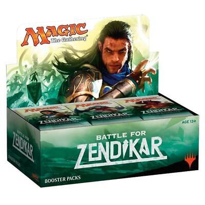 MAGIC: THE GATHERING Battle for Zendikar Booster wholebox Trading Game