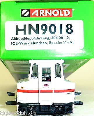 battery trailer vehicle EL 16 ICE paint Ep5 ARNOLD HN9018 TT 1:120 NEW #HL4 µ