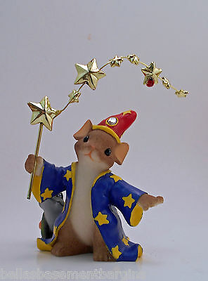 Charming Tails 85/125 - Let's Conjure Up Some Fun - NIB