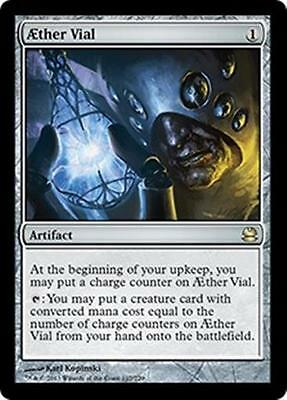 AETHER VIAL Modern Masters 2013 MTG Artifact RARE